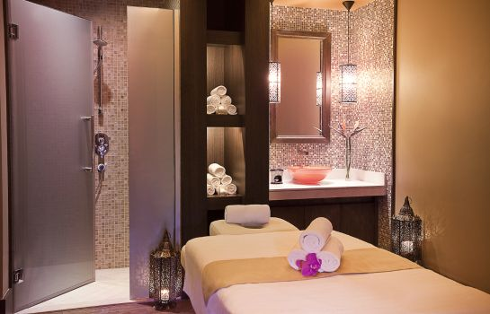 Massageruimte MOVENPICK IBN BATTUTA GATE HOTEL DUBAI