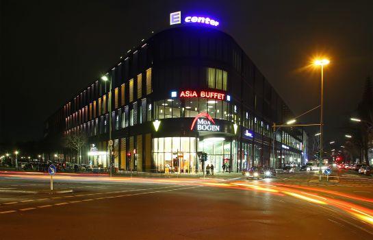 Mercure Hotel Moa Berlin Parkplatz