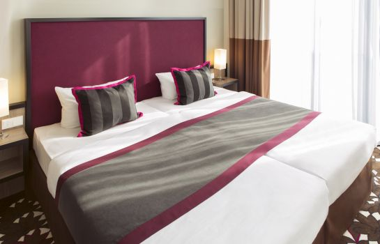 Double room (standard) Mercure Hotel MOA Berlin