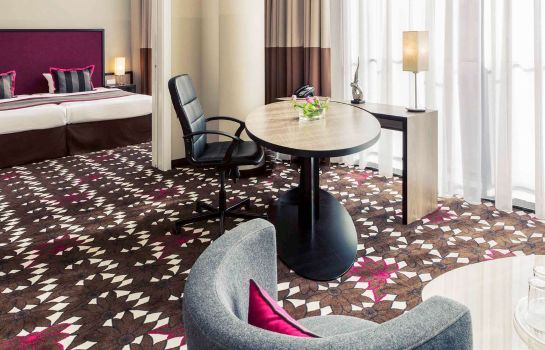 Room Mercure Hotel MOA Berlin
