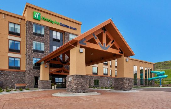 Außenansicht Holiday Inn Express & Suites GREAT FALLS