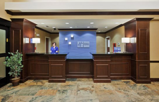 Hotelhalle Holiday Inn Express & Suites GREAT FALLS