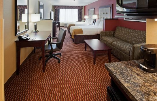 Suite Holiday Inn Express & Suites GREAT FALLS