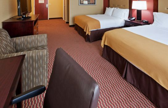 Zimmer Holiday Inn Express & Suites GREAT FALLS