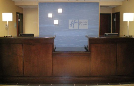 Hotelhalle Holiday Inn Express & Suites HOUSTON SOUTH - PEARLAND