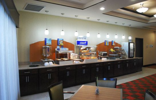 Restaurante Holiday Inn Express & Suites HOUSTON SOUTH - PEARLAND