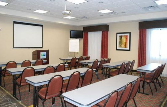 Sala de reuniones Holiday Inn Express & Suites HOUSTON SOUTH - PEARLAND