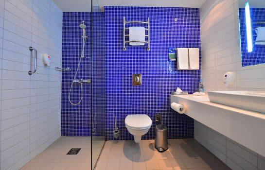 Bagno in camera PARK INN KAZAN