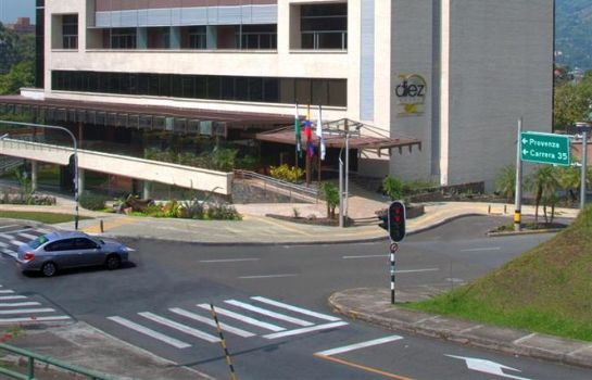 Exterior view Diez Hotel Categoria Colombia