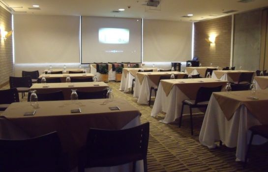 Conference room Diez Hotel Categoria Colombia