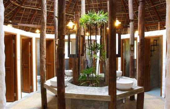 Bathroom Eco Resort Chiang Mai