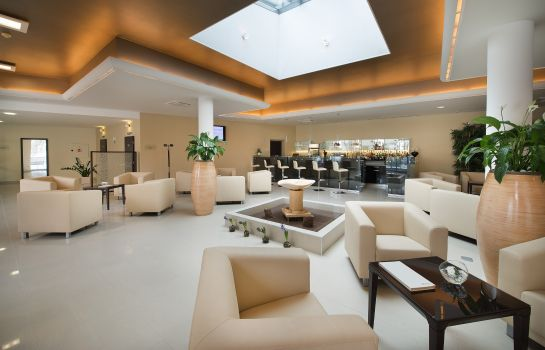 Lobby Wellness Hotel Diamant