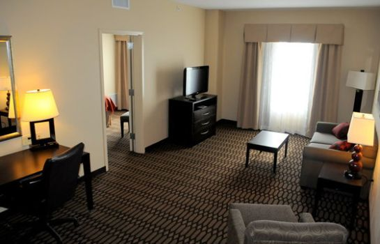 Suite Holiday Inn OKLAHOMA CITY NORTH-QUAIL SPGS
