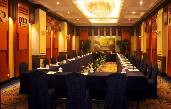 Meeting room Fragrant Hill Empark Hotel