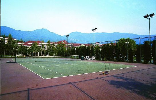 Tennis court Fragrant Hill Empark Hotel