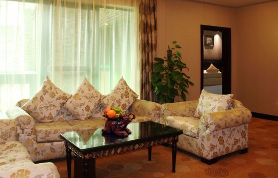 Suite Fragrant Hill Empark Hotel