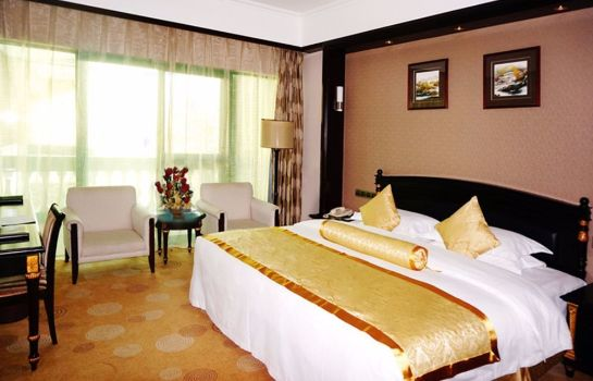 Single room (superior) Fragrant Hill Empark Hotel