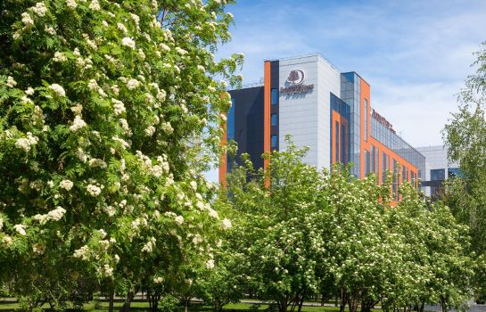 Exterior view DoubleTree by Hilton Hotel Novosibirsk