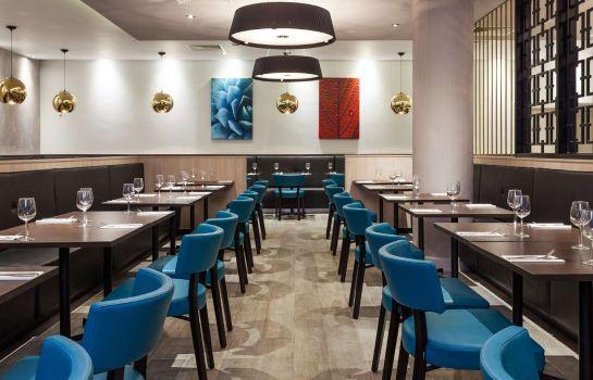Restaurant Hilton Garden Inn Aberdeen City Centre