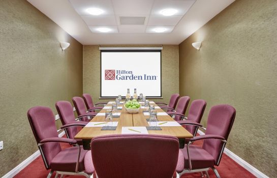 Conference room Hilton Garden Inn Aberdeen City Centre
