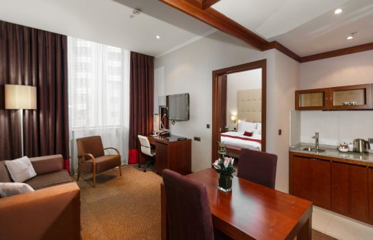 Suite DoubleTree by Hilton Hotel Novosibirsk