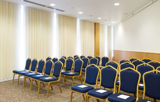 Conference room DoubleTree by Hilton Hotel Novosibirsk