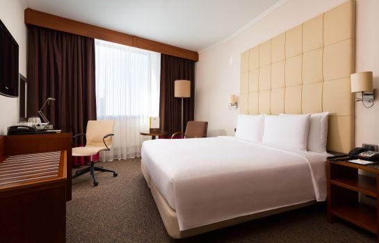 Room DoubleTree by Hilton Hotel Novosibirsk