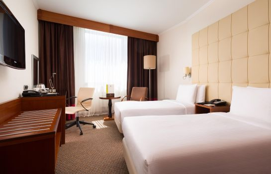 Chambre DoubleTree by Hilton Hotel Novosibirsk