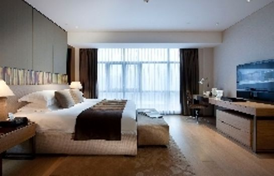Suite Junior Fraser Suites Chengdu