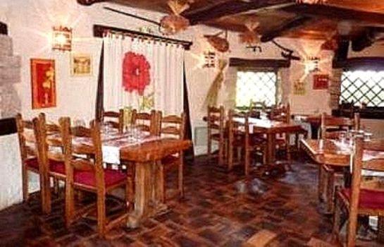 Schon Restaurant Le Village Gaulois Logis