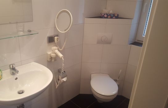 Badezimmer Pension Traumblick
