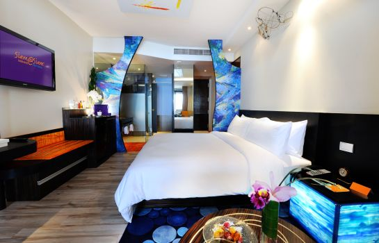 Single room (standard) Siam @ Siam Design Hotel Pattaya