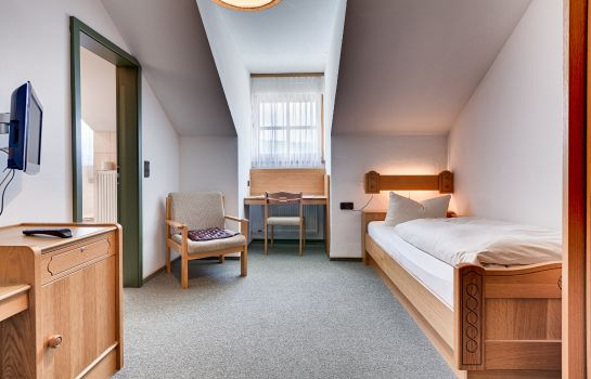 Single room (standard) Wagner Landgasthof