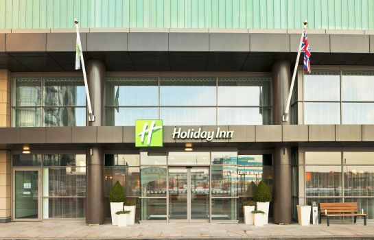 Exterior view Holiday Inn MANCHESTER - MEDIACITYUK