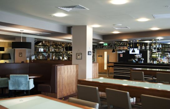 Hotel bar Holiday Inn MANCHESTER - MEDIACITYUK