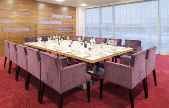Restaurant Holiday Inn MANCHESTER - MEDIACITYUK