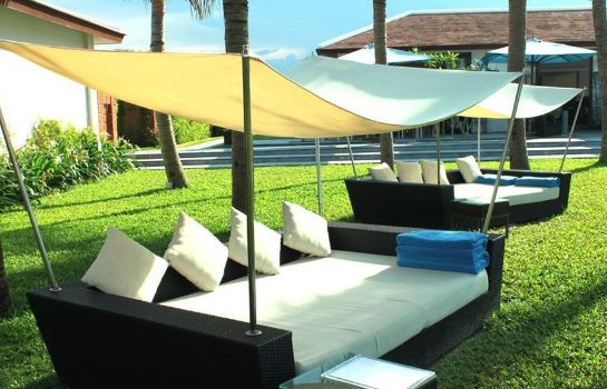 Hotelhalle all inclusive resort... Fusion Maia Da Nang