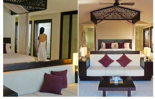 Zimmer all inclusive resort... Fusion Maia Da Nang