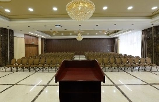 Convention hall Haston City Hotel