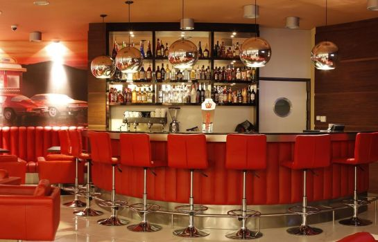 Hotel bar Haston City Hotel