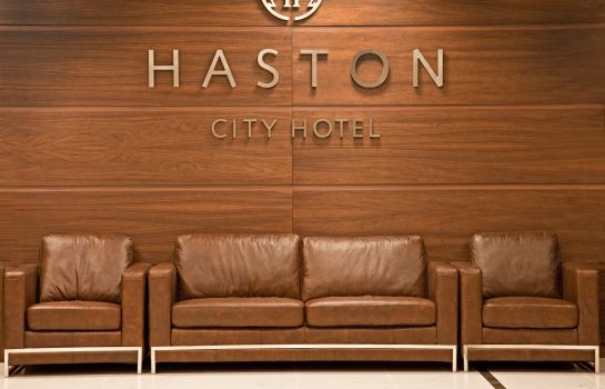 Hall de l'hôtel Haston City Hotel