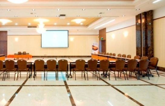 Conference room Haston City Hotel