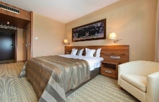 Single room (standard) Haston City Hotel