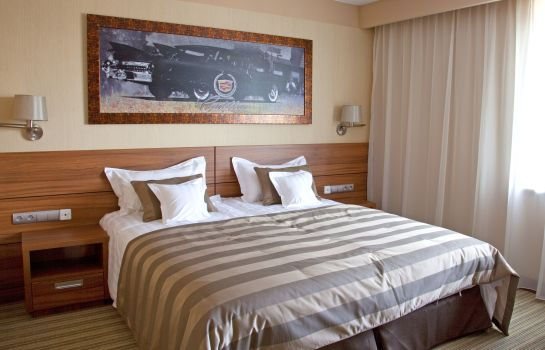 Chambre individuelle (standard) Haston City Hotel