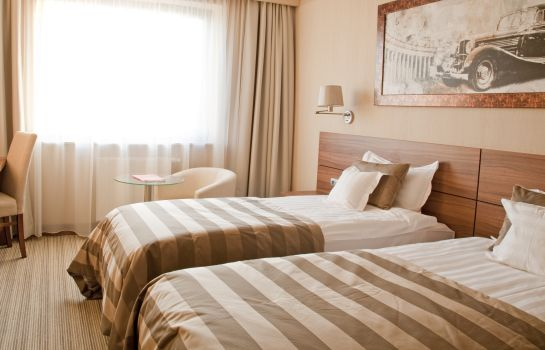 Chambre double (standard) Haston City Hotel