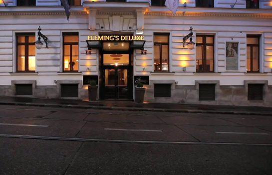 Exterior view Fleming's Selection Hotel Wien-City
