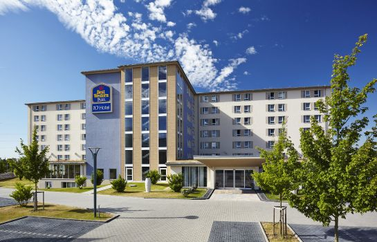 Exterior view Best Western Plus Io