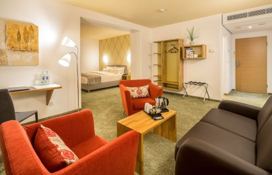 Suite junior Best Western Plus Io