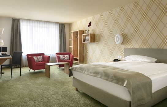 Single room (superior) Best Western Plus Io