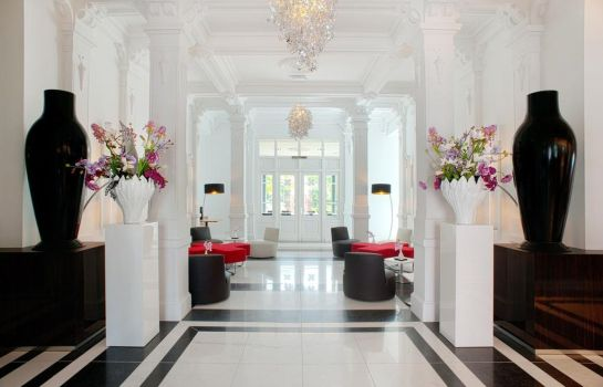 Hall Hampshire Hotel - The Manor Amsterdam